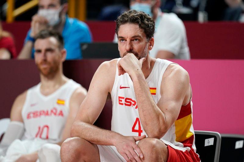 奧運/傳奇落幕!Pau Gasol宣布從西班牙國家隊退役