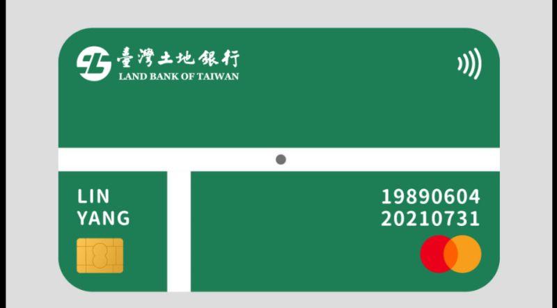 ▲有網友設計出麟洋配贏下金牌決勝點製作成的信用卡,獲得土地銀行的採用接洽中。(圖/翻攝Yi Li Yen臉書)