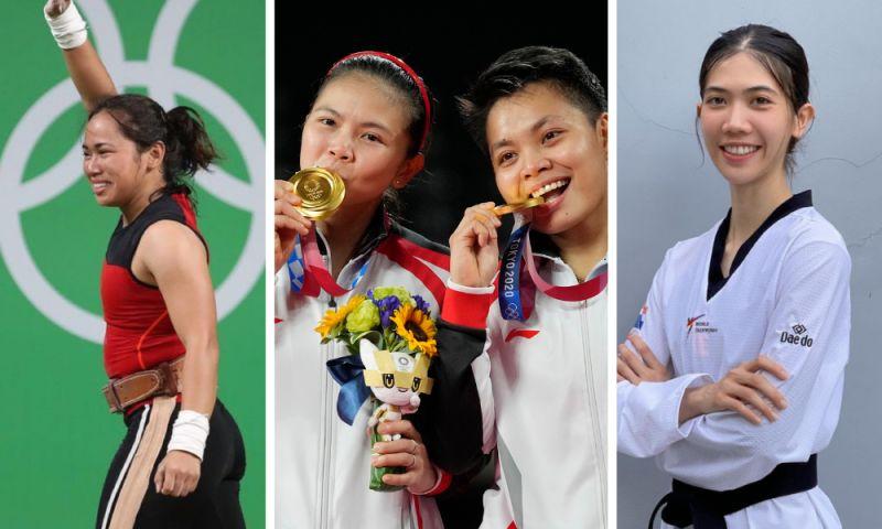 東南亞三國選手奧運摘金!光榮歸國後將獲得哪些獎勵?