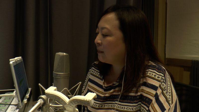 ▲《變法》作者劉兆玄的女兒劉正薇,也參與這次廣播小說配音。(圖/好好聽FM提供)