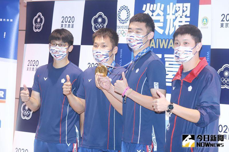東京奧運奪2金4銀5銅 教育部:史上最佳成績