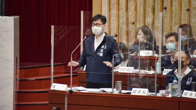 陳其邁滿意度近8成 高市將持續防疫並推進市政