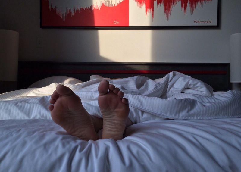 ▲在地震前一刻驚醒?台人揭真實經歷:幾秒前就有感。(示意圖/翻攝自pixabay)