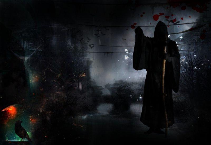 ▲近期正值農曆七月的「鬼門開」期間,卻有網友認為「今年怎麼沒有鬼月的氣氛?」而引起討論。(示意圖/翻攝自Pixabay)