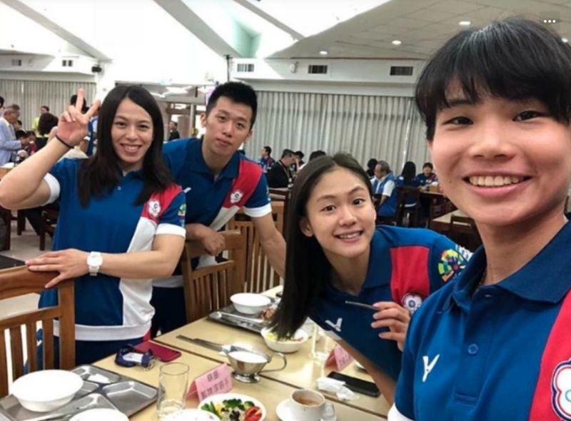 ▲戴資穎在3年前曾PO出一張與郭婞淳、文姿云和李智凱的合照,就有網友發現「這4人」在東京奧運橫掃金銀銅牌。(圖/翻攝自IG tai_tzuying)