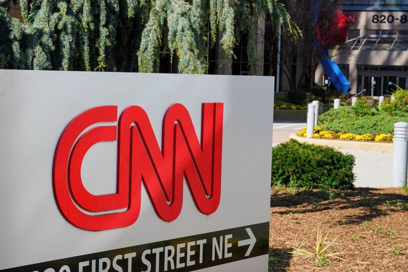 ▲美國知名媒體《CNN》近期傳出,對3名違反公司政策、未接種疫苗的員工開鍘。示意圖。(圖/美聯社/達志影像)