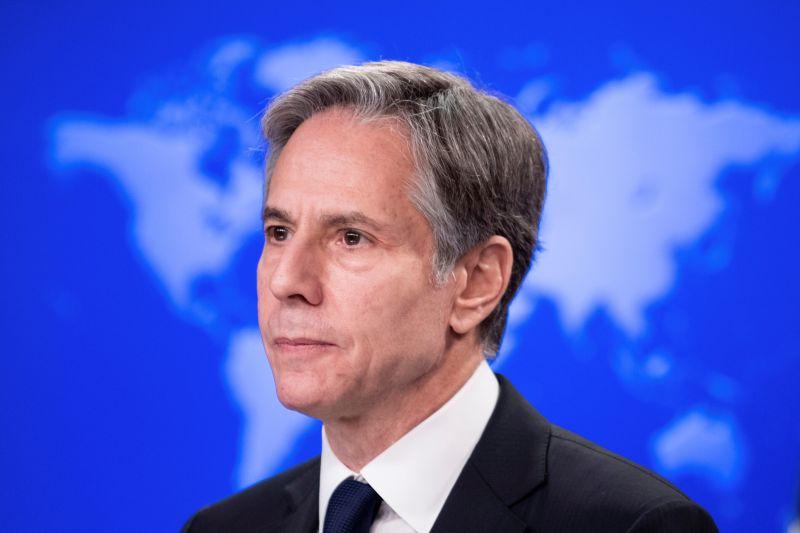 ▲美國國務卿布林肯警告,塔利班必須從世界上爭取正當性。資料照。(圖/美聯社/達志影像)