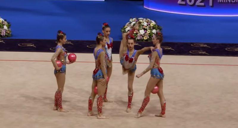 奧運/彷彿美少女戰士!烏茲別克美女體操隊獲熱議