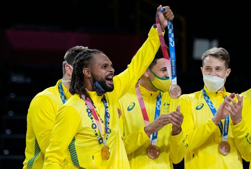 奧運/率澳洲創紀錄奪銅 Mills:不知道該哭還該笑