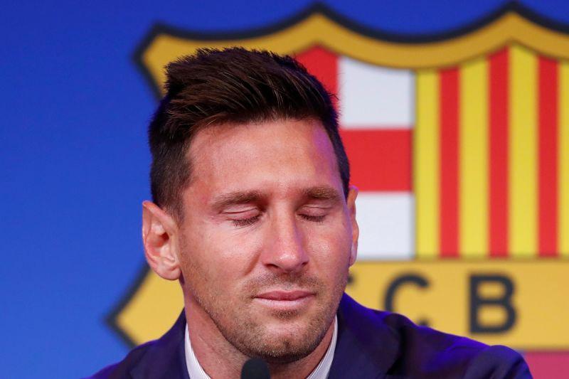 足球/願意做出犧牲留隊 梅西:我曾同意降薪50%