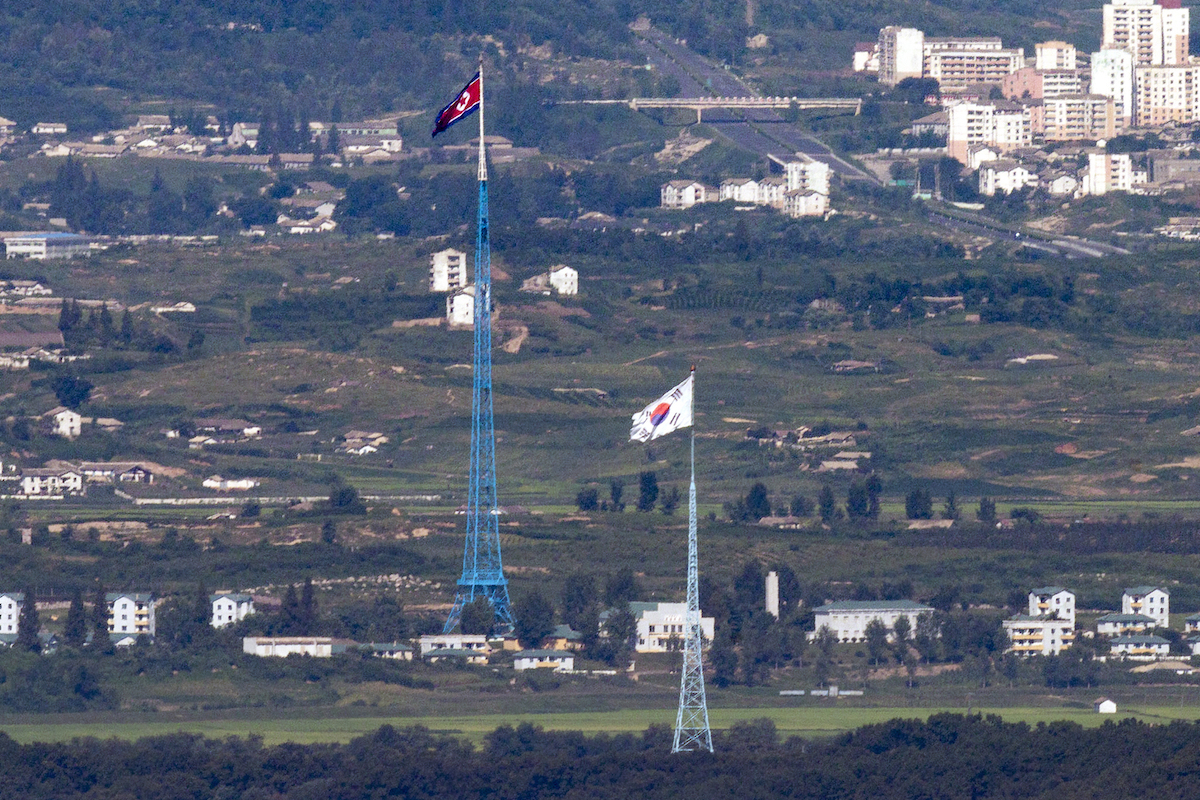 要破冰了?北韓官媒宣布 兩韓通信熱線今早重啟