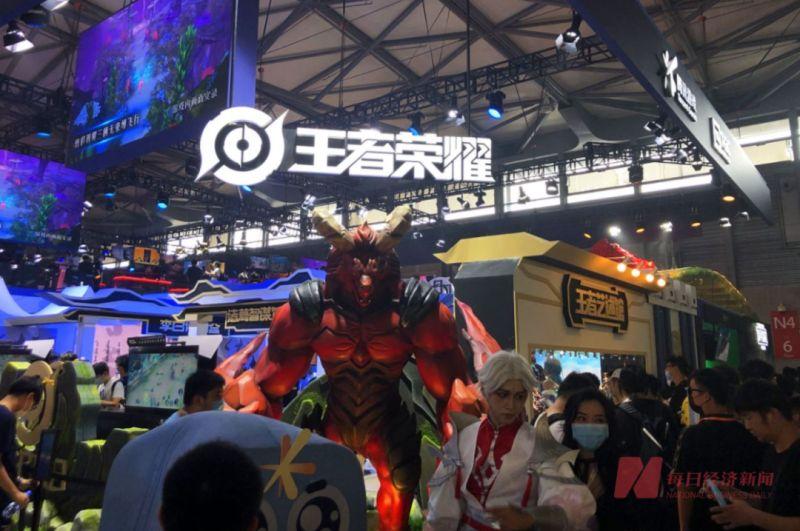 騰訊廣邀「王者榮耀」玩家捐錢修長城 遭諷:在洗白?