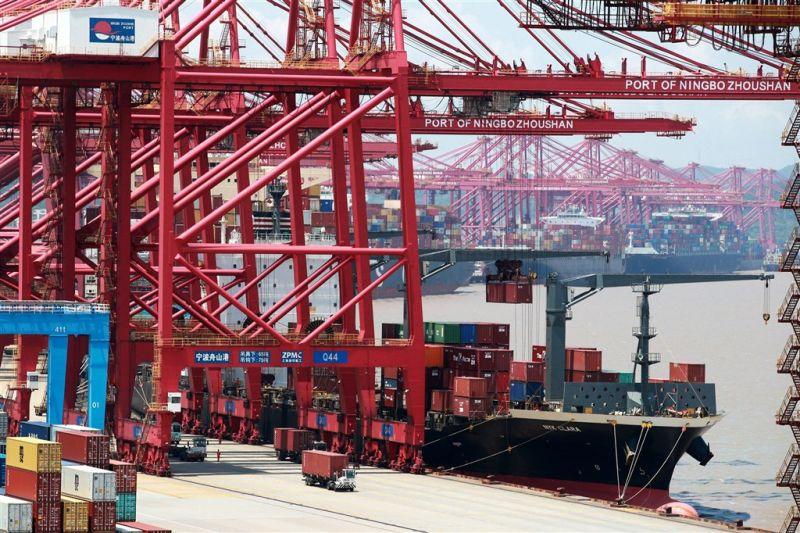 中國最大貨運港 寧波舟山港爆疫情恐衝擊航運