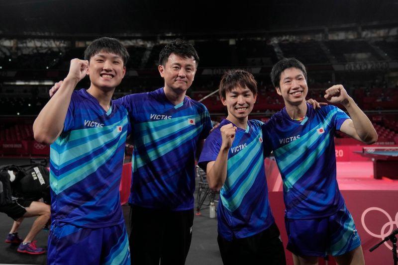 奧運/剛打出隊史最佳成績 日本桌球男女總教練都將辭職