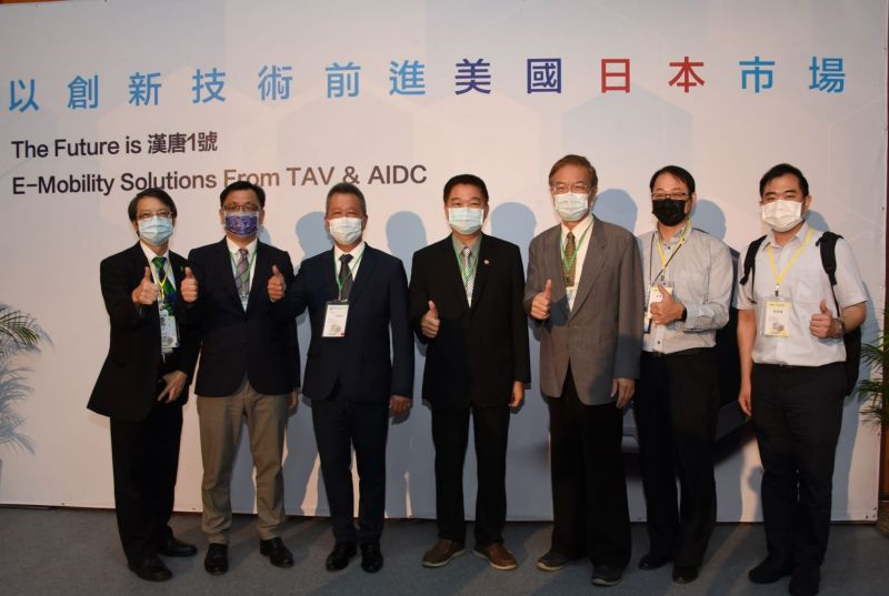 漢翔攜CTP聯盟開發電動巴士   國產「漢唐一號」明年量產