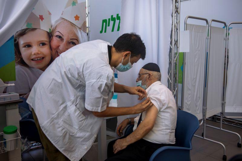 力抗Delta!放寬第3劑年齡至50歲 以色列再度領先全球