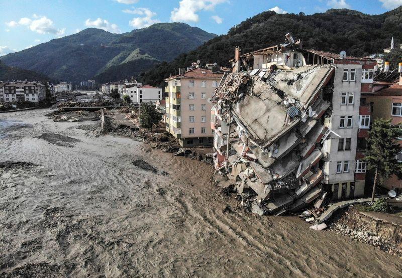 影/水深火熱!土耳其南部剛遇野火 北部又爆洪災已31死