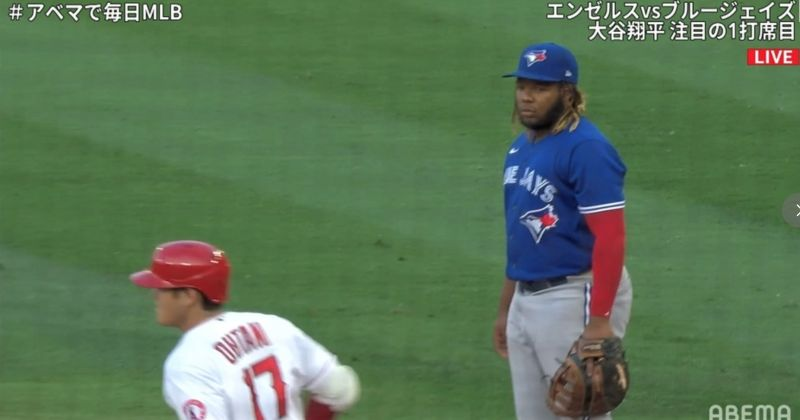 MLB/被大谷打傻了?小葛雷諾表情引熱議