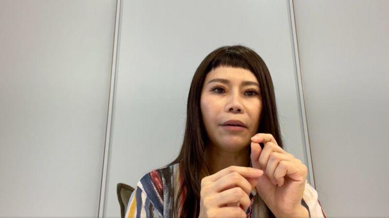 ▲詹雅雯回應網友質疑她整形。(圖/翻攝詹雅雯臉書)