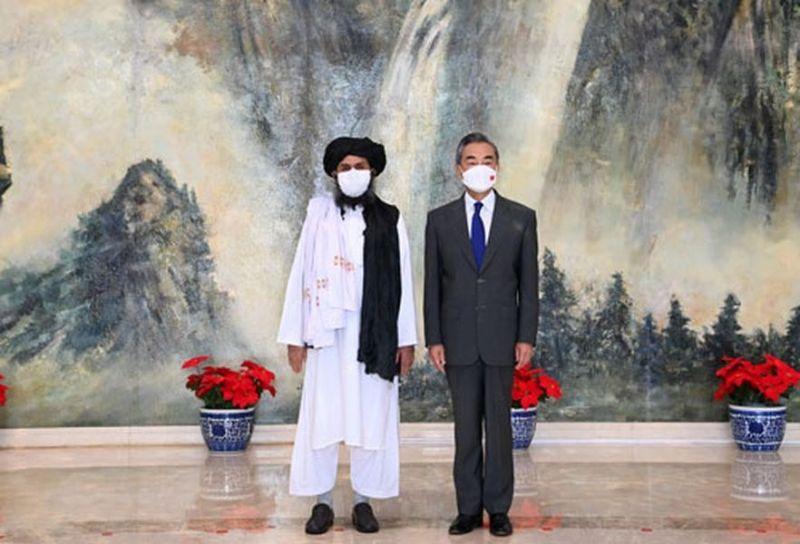 塔利班聲勢迅速壯大 中國尷尬承認有合法性