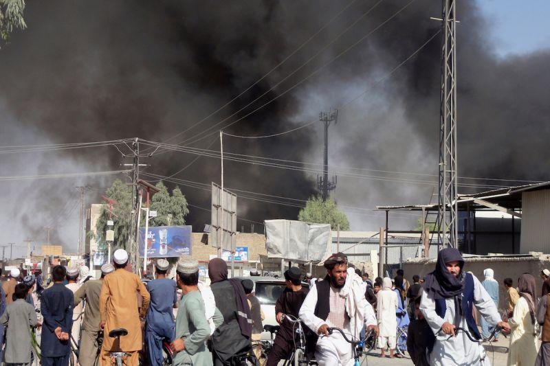 塔利班殺進喀布爾!阿富汗總統逃離 首公開「出走原因」
