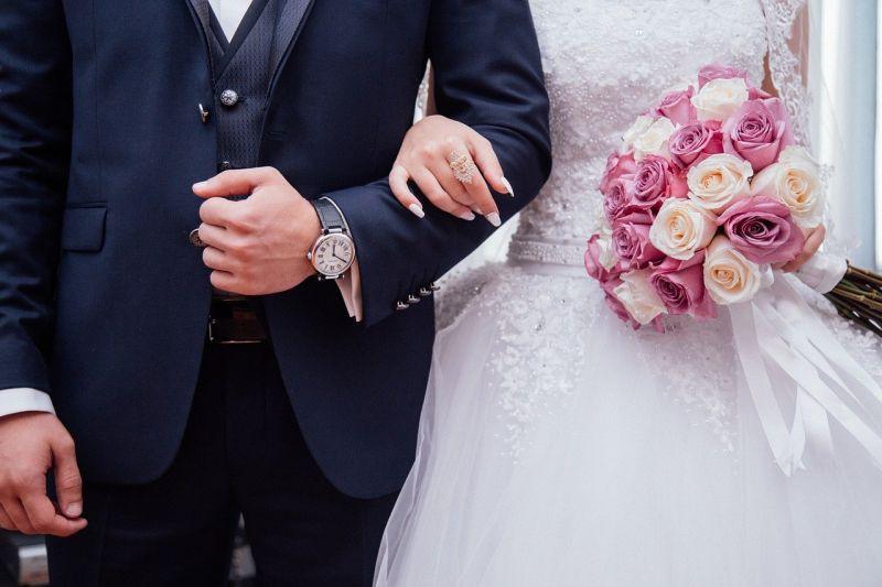▲ 辦婚禮可以賺錢?過來人打臉。(示意圖/翻攝自pixabay)