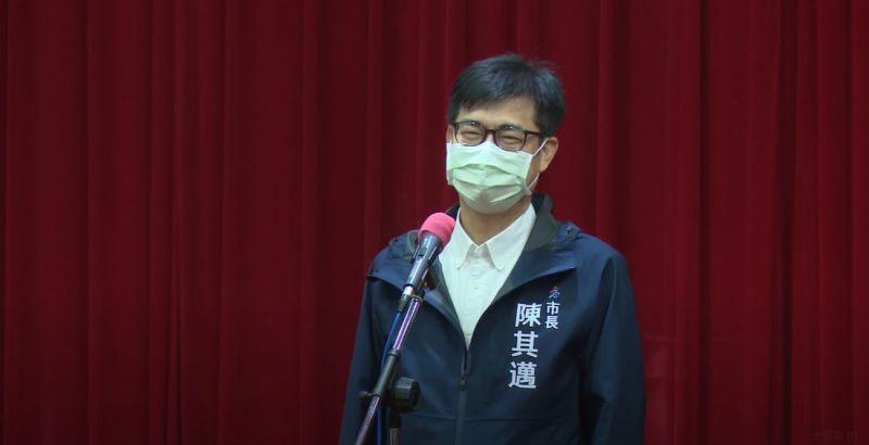當選市長一周年 陳其邁:時刻惦記讓高雄更好