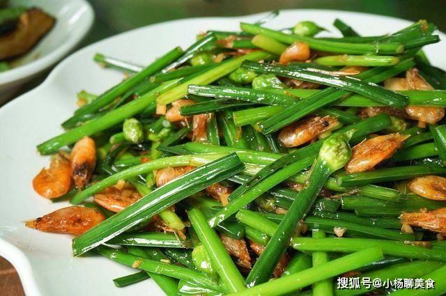 ▲韭菜和「2食材」是絕配,口味特別誘人。(示意圖/翻攝自《小楊聊美食》)