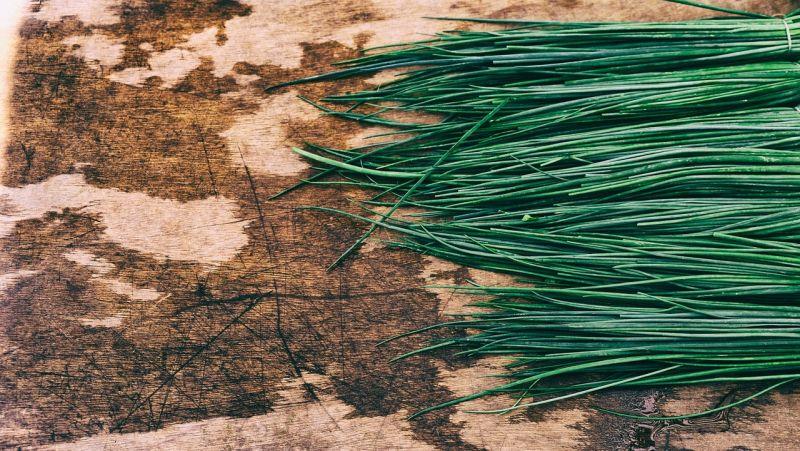 ▲韭菜和「2食材」是絕配,口味特別誘人。(示意圖/翻攝自Pixabay)