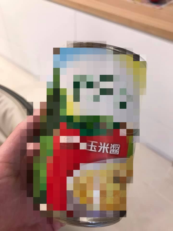 ▲人妻拜託老公買罐玉米粒,帶回來的卻是玉米醬。(圖/翻攝我愛全聯-好物老實説臉書)