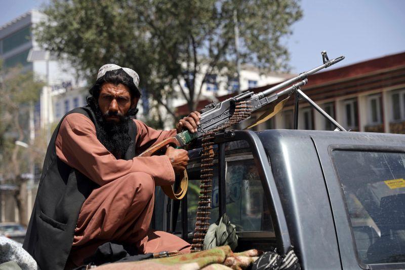 阿富汗淪陷各國忙撤僑 印度車隊意外獲塔利班護送