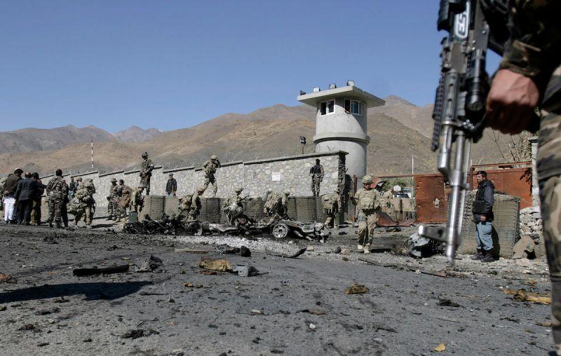 阿富汗反抗勢力最後據點 龐吉夏河谷險峻易守難攻