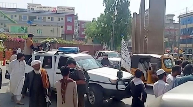 阿富汗東部爆反塔利班示威 遭武力鎮壓3死12傷
