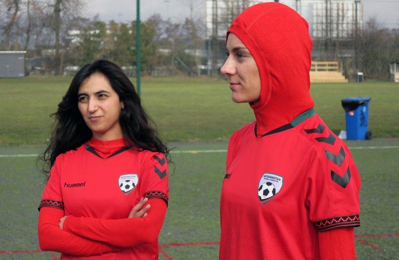 為了保命 前阿富汗女足隊長要隊友們燒毀國家隊球衣