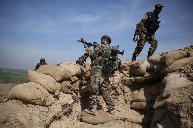 塔利班聲稱挺進龐吉夏省會 反抗勢力說準備和談