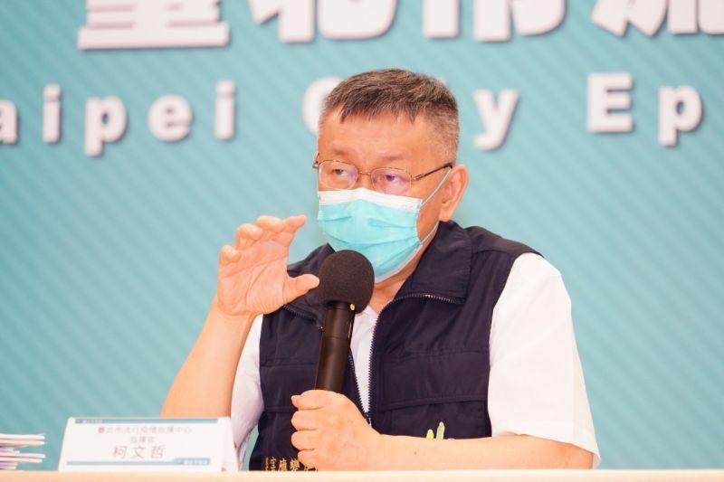 ▲針對走私品種貓遭安樂死一事,台北市長柯文哲表示,不能善待動物不算進步國家。(圖/北市府提供)