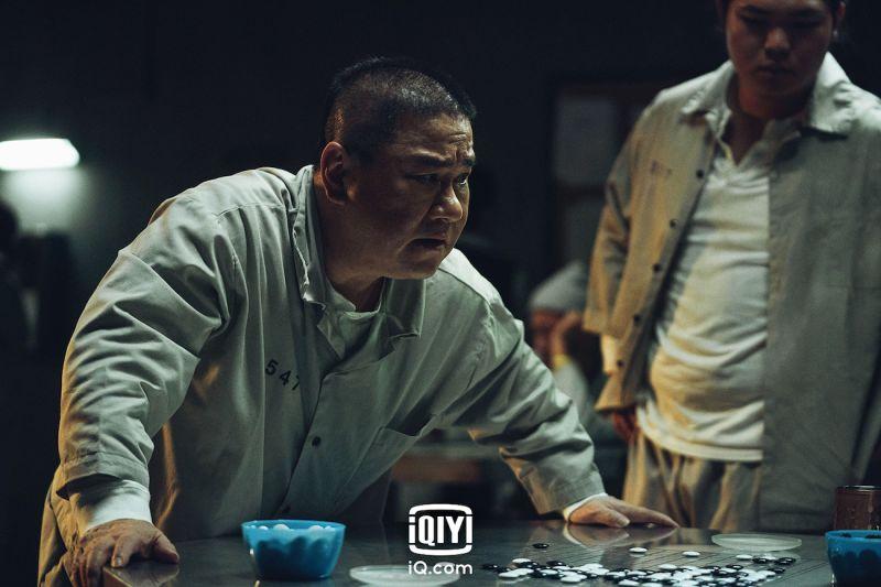 ▲張永正飾演氣勢凌人的監獄老大。(圖/愛奇藝國際站提供)