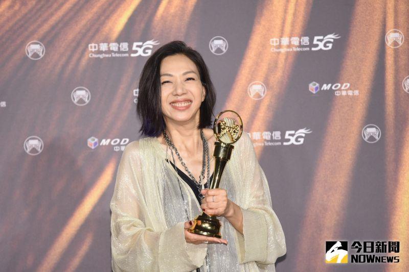 ▲萬芳奪下第32屆金曲獎「評審團獎」。(圖/NOWnews攝影中心)