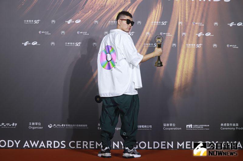 ▲第32屆金曲獎評審團主席鍾成虎,認為新科歌王蛋堡「是一個新的典範」。(圖/NOWnews攝影中心)