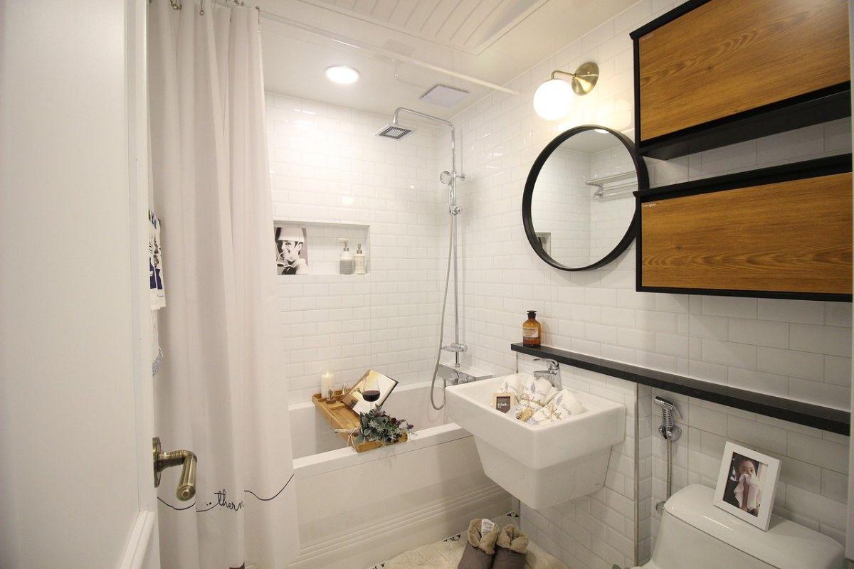 ▲一名網友分享,自己在租屋網站上看到一間月租7500元的套房,但廁所卻是「開放式」的,讓大批網友看了紛紛傻眼。(示意圖/取自pixabay)