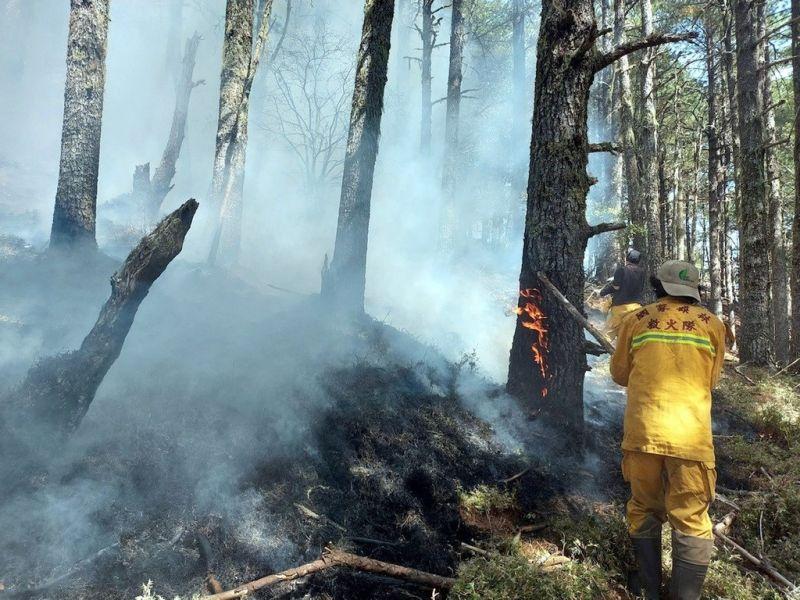 引發玉山森林火災 NCC前專委喬建中等5人遭起訴
