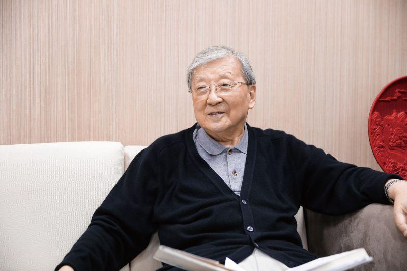 ▲李行是台灣國寶級導演,有「國片教父」美譽。(圖/兩岸電影交流委員會)
