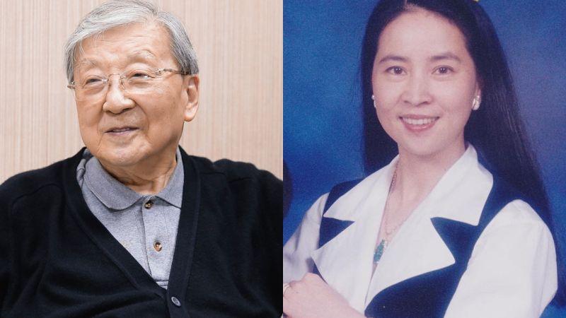 ▲李行(左圖)是林鳳嬌的伯樂、恩師。(圖/兩岸電影交流委員會、房祖名IG)
