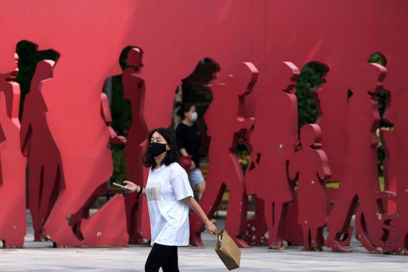 ▲過去40年以來,中國經濟快速成長,但是貧富差距也加大。(圖/美聯社/達志影像)