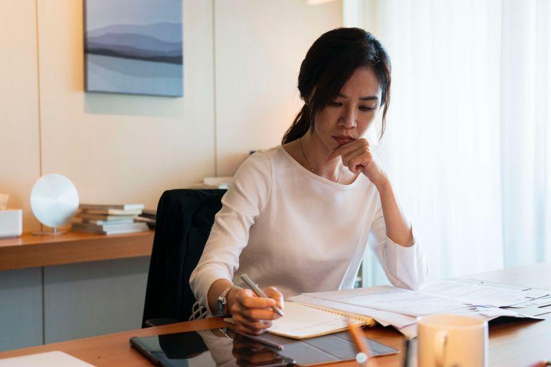 ▲謝盈萱坦言心理師是自己非常好奇的職業。(圖/公視、行者影像文化提供)
