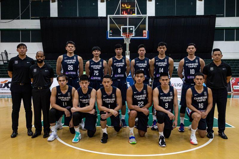 ▲中華男籃派出最強陣容出戰亞洲盃資格賽。(圖/取自FIBA官網)