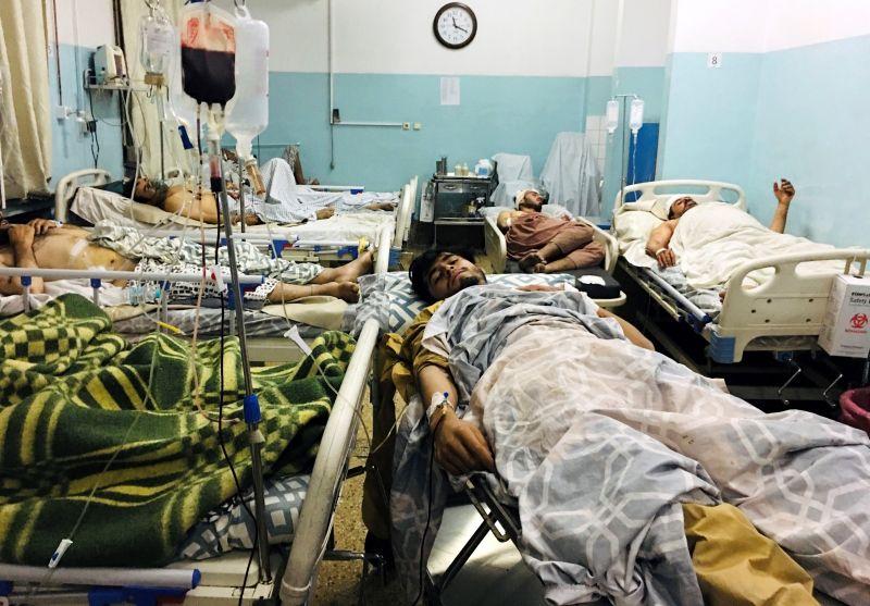 影/喀布爾恐襲最少90死150傷!極端組織IS宣稱犯案