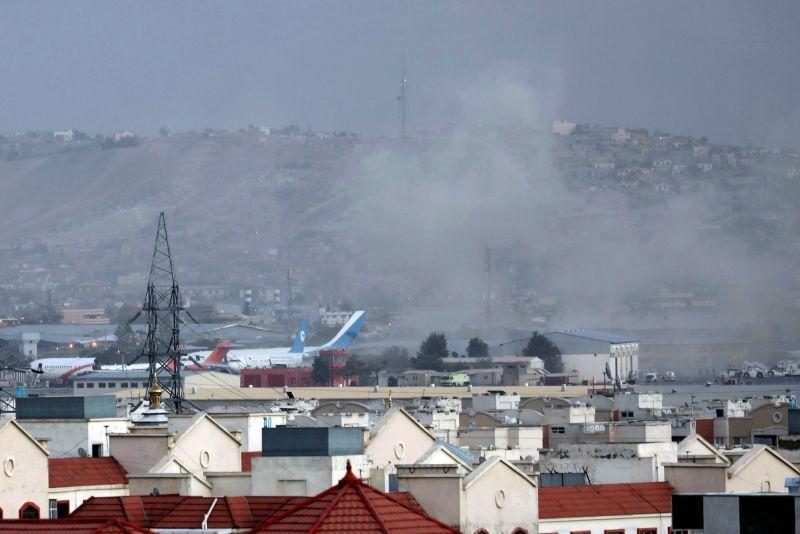 喀布爾機場恐攻尚未落幕 拜登警告:36小時內可能再發生