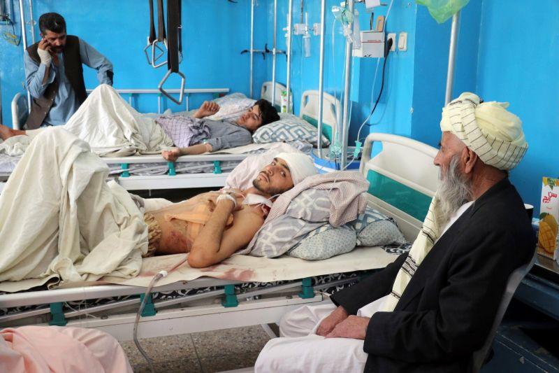 喀布爾恐攻已逾170死 美國安單位警告:未來幾天更危險