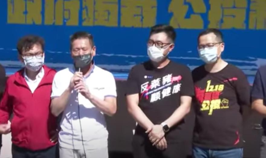 添戰力!林為洲、李彥秀、羅智強、謝衣鳳任藍營副秘書長